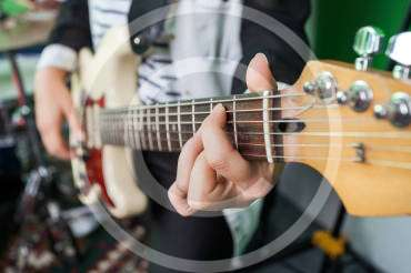 Wonderful guitar solos of new generation