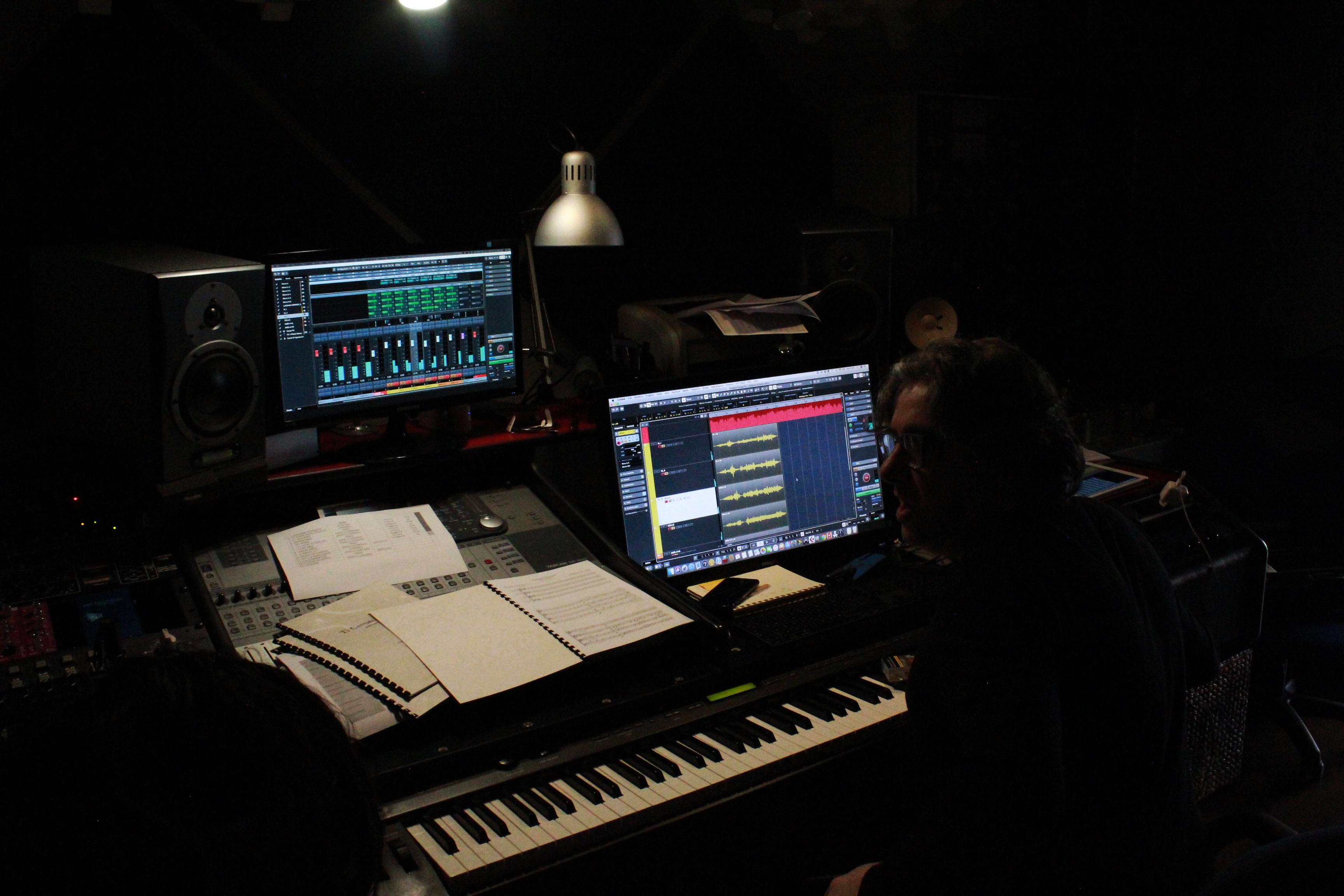studio regia 1