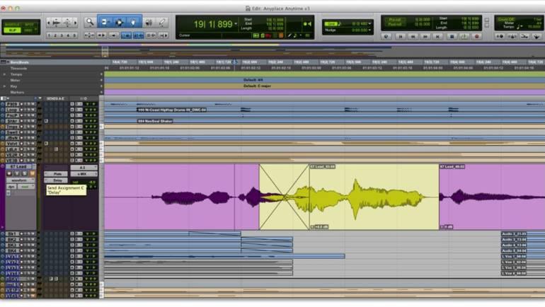 Editing/Mixing